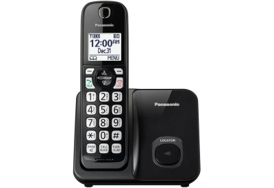 Panasonic - KX-TGD510B - Cordless Phones