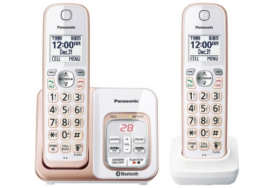 Panasonic - KX-TGD562G - Cordless Phones