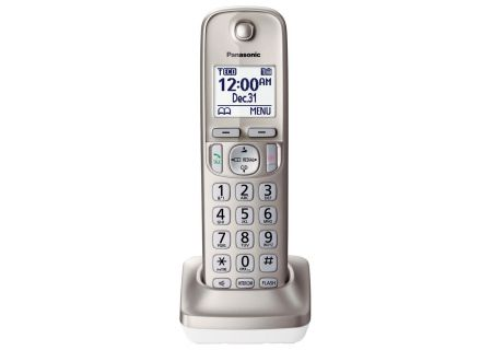 Panasonic Silver DECT 6.0 Plus Additional Digital Cordless Handset - KX-TGDA20N