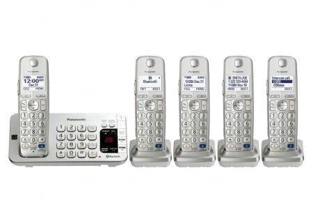 Panasonic - KX-TGE275S - Cordless Phones