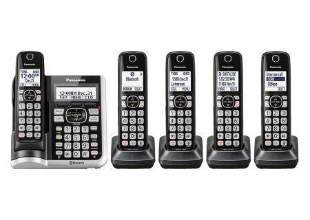 Panasonic - KX-TGF575S - Cordless Phones