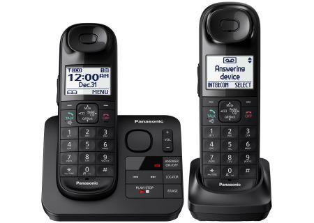 Panasonic - KX-TGL432B - Cordless Phones