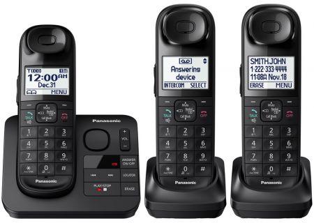 Panasonic - KX-TGL433B - Cordless Phones