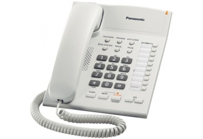 Panasonic - KX-TS840W - Corded Phones