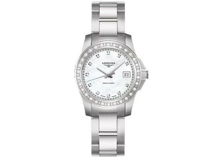 Longines - L3.258.0.89.6 - Womens Watches