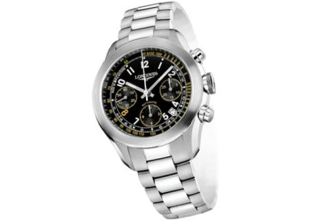 Longines - L3.635.4.46.6 - Mens Watches