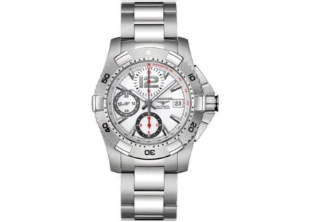 Longines - L3.651.4.16.6 - Mens Watches