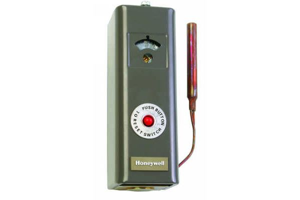 Honeywell High Limit  Aquastat Controller  - L4006E1000