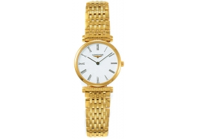 Longines - L4.209.2.11.8 - Womens Watches