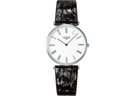 Longines - L4.709.4.11.2 - Mens Watches