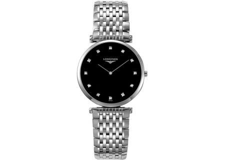 Longines - L4.709.4.58.6 - Mens Watches