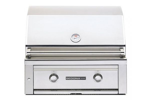 "Lynx Sedona Built-In 30"" Stainless Steel ProSear Liquid Propane Gas Grill - L500PSLP"