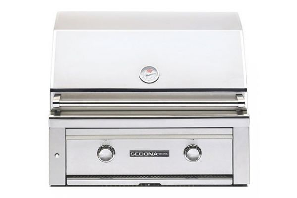 "Lynx Sedona Built-In 30"" Stainless Steel ProSear Natural Gas Grill - L500PSNG"