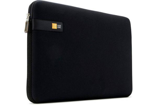 "Case Logic 10-11.6"" Black Chromebook/Ultrabook Sleeve - LAPS-111-BLACK"