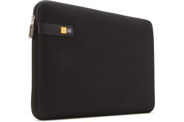 """Large image of Case Logic 14"""" Black Laptop Sleeve - LAPS114BLACK"""
