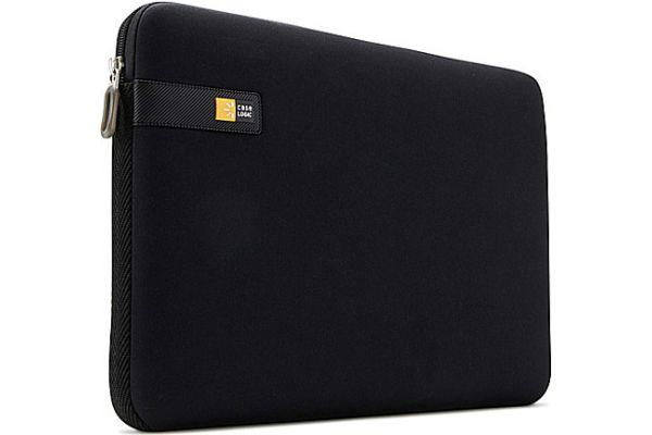 """Large image of Case Logic 15""""-16"""" Black Laptop Sleeve - LAPS116BLACK"""