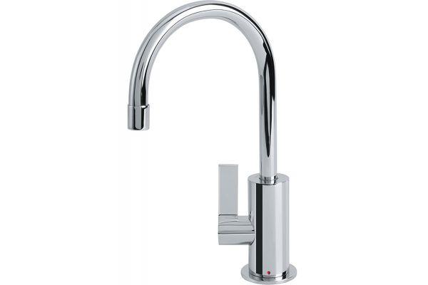 Large image of Franke Polished Chrome Hot Water Dispenser - LB10100