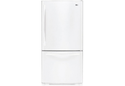 LG - LBC20514SW - Bottom Freezer Refrigerators