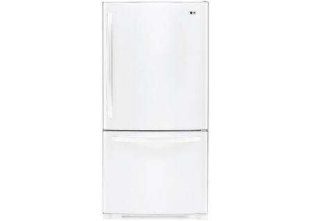 LG - LBC20514SW - Bottom Freezer Refrigerators