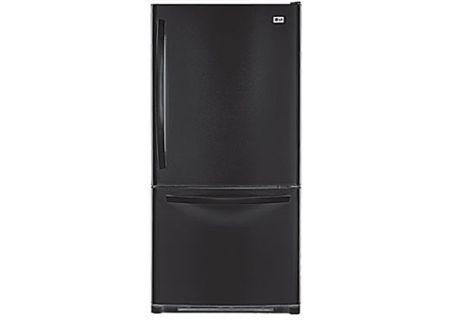 LG - LBC22520SB - Bottom Freezer Refrigerators