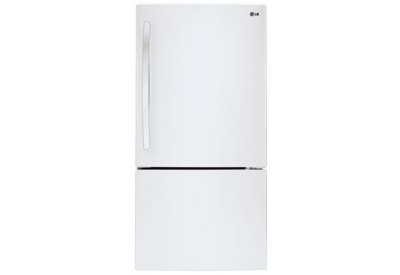 LG - LBC24360SW - Bottom Freezer Refrigerators
