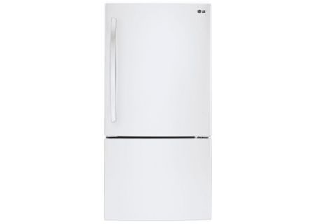 LG - LBC24360SW - Bottom Freezer Refrigerators