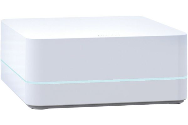 Large image of Lutron Caseta Wireless Smart Bridge Home Kit - L-BDG2-WH