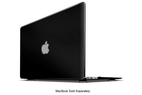 "iBenzer Neon Party MacBook Air 13"" Black Case - LC-NPT-A13BK"