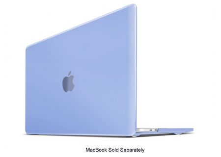 """iBenzer Neon Party MacBook Pro 13"""" Touch Bar & None Touch Bar Serenity Blue Case - LC-NPT-T13SRL"""