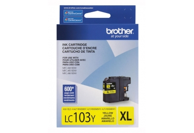 Brother - LC103Y - Printer Ink & Toner
