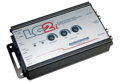 AudioControl - LC2 - Car Audio Processors