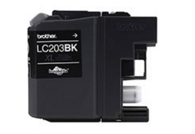 Brother - LC203BK - Printer Ink & Toner