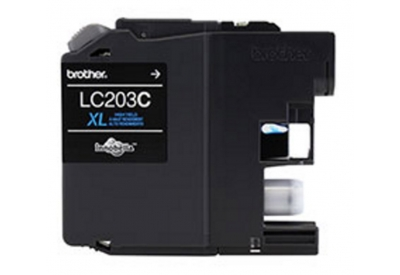 Brother - LC203C - Printer Ink & Toner