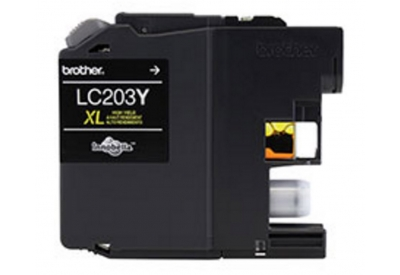 Brother - LC203Y - Printer Ink & Toner