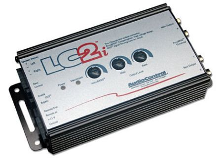 Audio Control LC2I 2-Channel Line Converter - LC2I