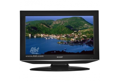 Sharp - LC-32DV28UT - LCD TV