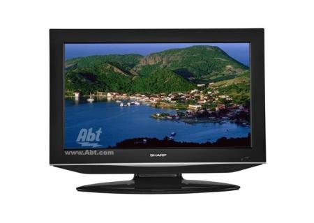 Sharp - LC-32DV28UT - LCD TV