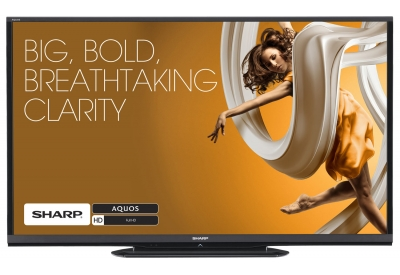 Sharp - LC-60LE650U - LED TV