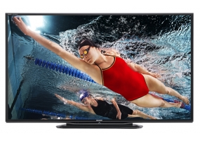 Sharp - LC-80LE757U - LED TV