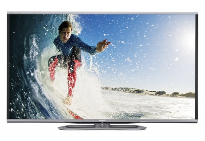 Sharp - LC-60LE857U - LED TV