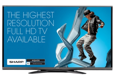 Sharp - LC-60SQ15U - LED TV