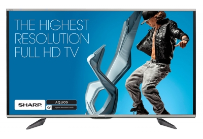 Sharp - LC-60UQ17U - LED TV