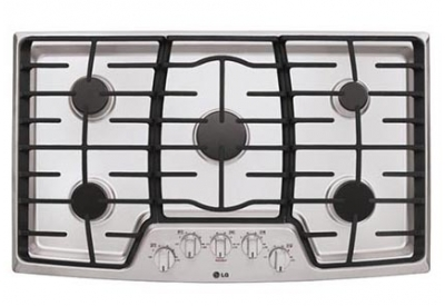 LG - LCG3611ST - Gas Cooktops