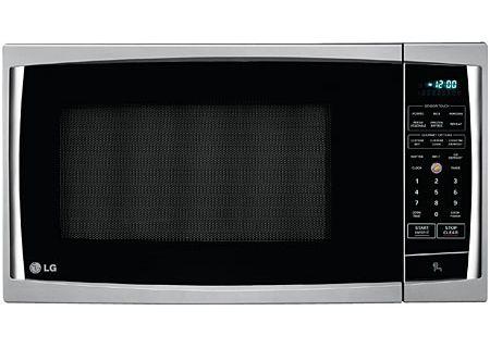 LG - LCRT1510SV - Microwaves