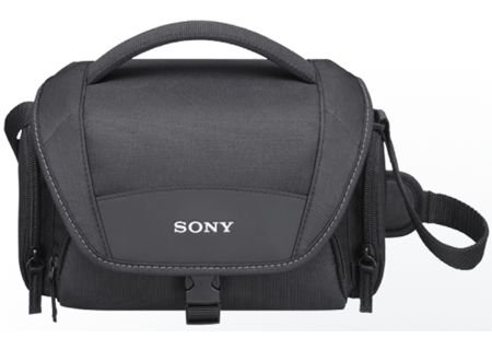 Sony Black Camcorder Carrying Case - LCSU21