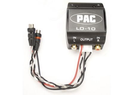 PAC Audio Adjustable Line Driver  - LD10