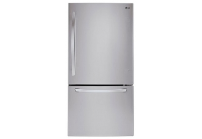 LG - LDC24370ST - Bottom Freezer Refrigerators