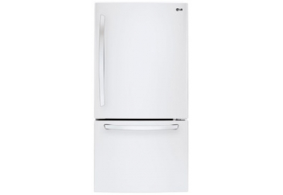 LG - LDC24370SW - Bottom Freezer Refrigerators