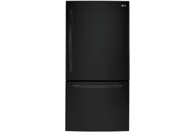 LG - LDCS24223B - Bottom Freezer Refrigerators