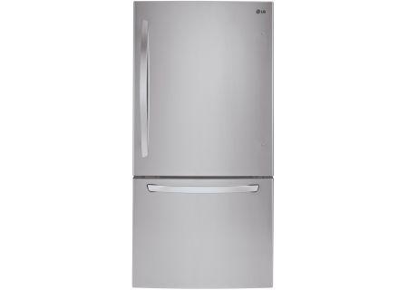 LG Stainless Steel Bottom Freezer Refrigerator - LDCS24223S